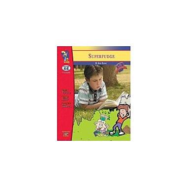 On The Mark Press Superfudge Lit Link: Novel Study Guide Language Arts Workbook, Grade 4 - Grade 6 [Enhanced eBook]