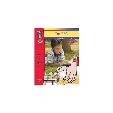 On The Mark Press The Bfg Lit Link: Novel Study Guide Language Arts Workbook, Grade 4 - Grade 6 [eBook]