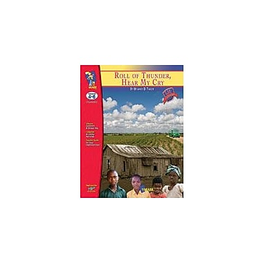 On The Mark Press Roll of Thunder, Hear My Cry Lit Link: Novel Study Guide Workbook, Grade 4 - Grade 6 [Enhanced eBook]