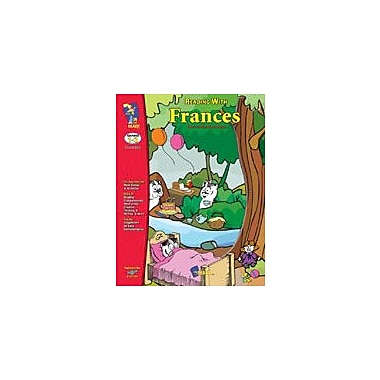 On The Mark Press Reading With Frances Grades 1-3 Reading & Writing Workbook, Grade 1 - Grade 3 [eBook]