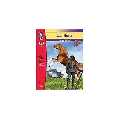 On The Mark Press War Horse Lit Link Grades 4-6 Reading & Writing Workbook, Grade 4 - Grade 6 [eBook]