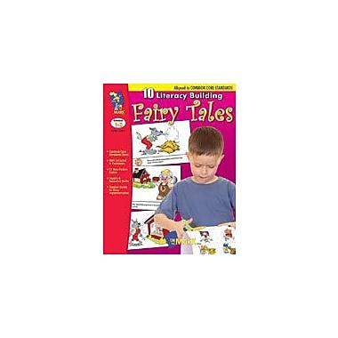On The Mark Press 10 Literacy Building Fairytales Aligned to Common Core Workbook, Grade 1 - Grade 3 [Enhanced eBook]