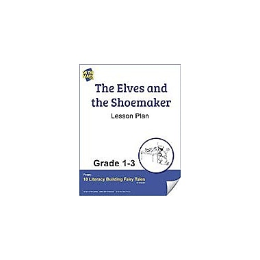 On The Mark Press The Elves and the Shoemaker Aligned to Common Core (Elesson Plan) Workbook, Grade 1 - Grade 3 [eBook]