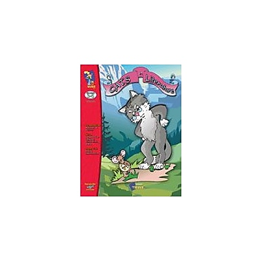On The Mark Press Cats In Literature Language Arts Workbook, Grade 3 - Grade 6 [eBook]