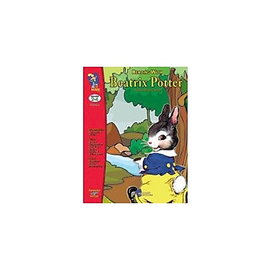 On The Mark Press Reading With Beatrix Potter Language Arts Workbook, Grade 2 - Grade 4 [eBook]