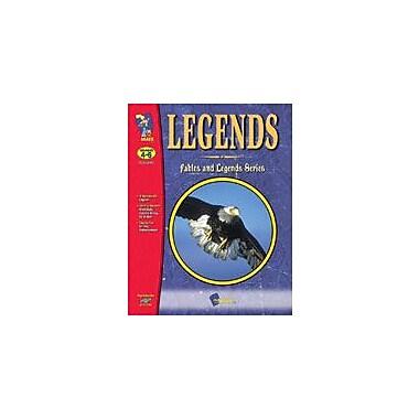 On The Mark Press Legends Language Arts Workbook, Grade 4 - Grade 6 [eBook]
