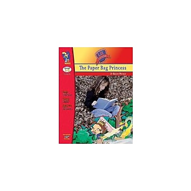 On The Mark Press Paper Bag Princess Lit Link: Novel Study Guide Language Arts Workbook, Grade 1 - Grade 3 [eBook]