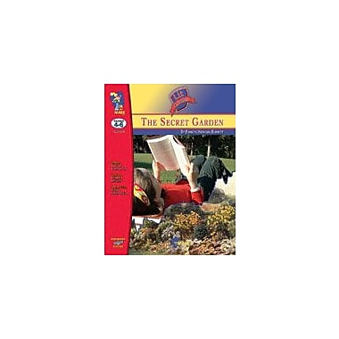 On The Mark Press Secret Garden, the Lit Link Gr. 4-6: Novel Study Guide Language Arts Workbook, Grade 4 - Grade 6 [eBook]
