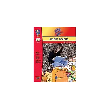 On The Mark Press Amelia Bedelia Lit Link: Novel Study Guide Language Arts Workbook, Grade 1 - Grade 3 [eBook]