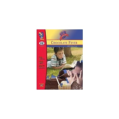 On The Mark Press Chocolate Fever Lit Link Gr. 4-6: Novel Study Guide Language Arts Workbook, Grade 4 - Grade 6 [eBook]