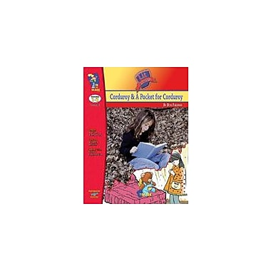 On The Mark Press Corduroy and Pocket For Corduroy Lit Link: Novel Study Guide Language Arts Workbook, Grade 1 - Grade 3 [eBook]
