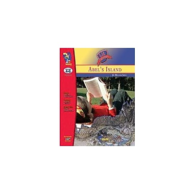 On The Mark Press Abel's Island Lit Link Gr. 4-6: Novel Study Guide Language Arts Workbook, Grade 4 - Grade 6 [eBook]