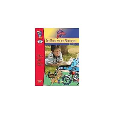 On The Mark Press Mouse and the Motorcycle Lit Link Grades 4-6 Reading & Writing Workbook, Grade 4 - Grade 6 [Enhanced eBook]