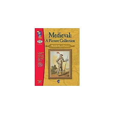 On The Mark Press Medieval Life B/W Picture Collection Social Studies Workbook, Preschool - Grade 8 [eBook]