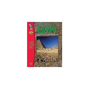 On The Mark Press Egypt B/W Picture Collection Social Studies Workbook, Preschool - Grade 8 [eBook]