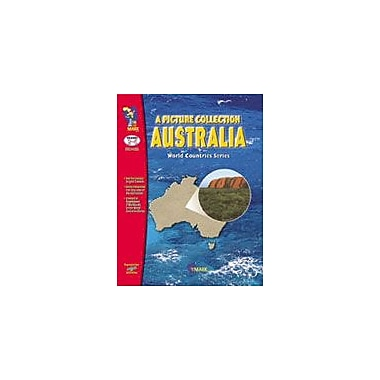 On The Mark Press Australia B/W Picture Collection Social Studies Workbook, Preschool - Grade 8 [eBook]