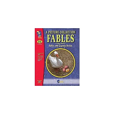 On The Mark Press Fables B/W Picture Collection Language Arts Workbook, Preschool - Grade 8 [eBook]