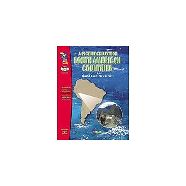 On The Mark Press South American B/W Picture Collection Social Studies Workbook, Preschool - Grade 8 [eBook]