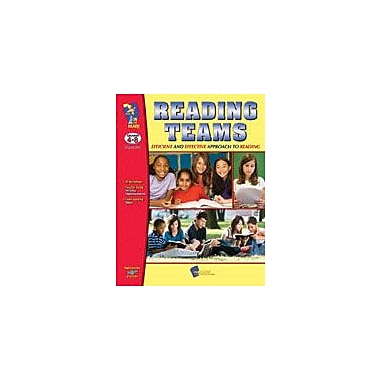 On The Mark Press Reading Teams Reading & Writing Workbook, Grade 4 - Grade 8 [Enhanced eBook]