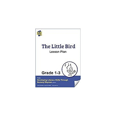 On The Mark Press The Little Bird Lesson Plan Reading & Writing Workbook, Grade 1 - Grade 3 [eBook]