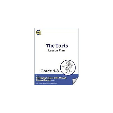 On The Mark Press The Tarts Lesson Plan Reading & Writing Workbook, Grade 1 - Grade 3 [eBook]