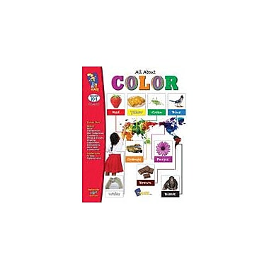 On The Mark Press All About Color (US Version) Language Arts Workbook, Kindergarten - Grade 1 [Enhanced eBook]