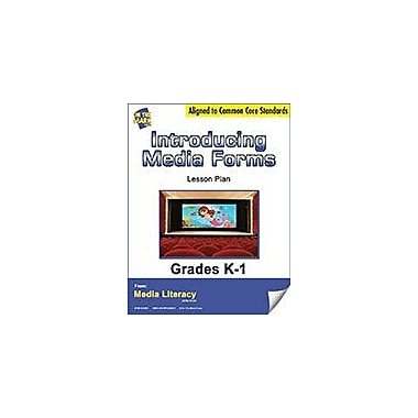 On The Mark Press Introducing Media Forms Lesson Plan Social Studies Workbook, Kindergarten - Grade 1 [eBook]