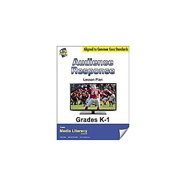 On The Mark Press Audience Response Lesson Plan Social Studies Workbook, Kindergarten - Grade 1 [eBook]