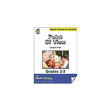 On The Mark Press Point of View Lesson Plan Social Studies Workbook, Grade 2 - Grade 3 [eBook]
