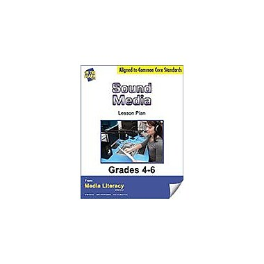 On The Mark Press Sound Media Lesson Plan Social Studies Workbook, Grade 4 - Grade 6 [eBook]