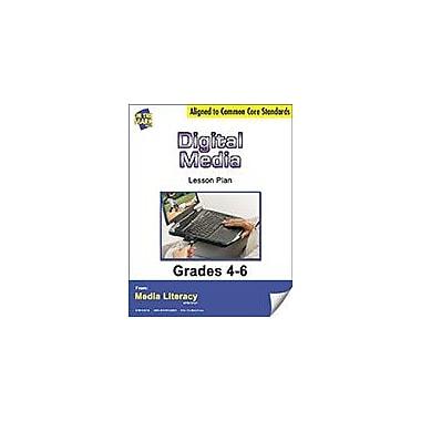 On The Mark Press Digital Media Lesson Plan Social Studies Workbook, Grade 4 - Grade 6 [eBook]