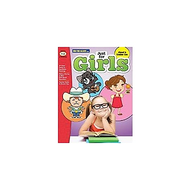 On The Mark Press Just For Girls Reading Comprehension Algined to Common Core Workbook, Grade 1 - Grade 3 [eBook]