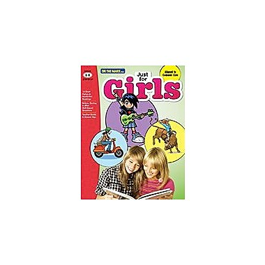 On The Mark Press Just For Girls Reading Comprehension Gr. 6-8 Aligned to Common Core Workbook [Enhanced eBook]