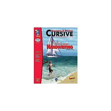 On The Mark Press Beginning and Practice Cursive Gr. 2-4 Reading & Writing Workbook, Grade 2 - Grade 4 [eBook]