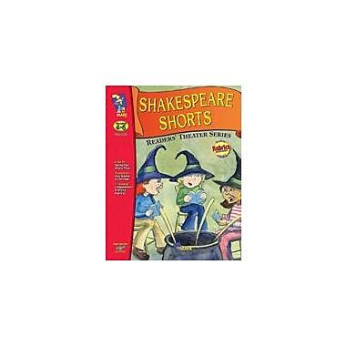 On The Mark Press Shakespeare Shorts, Readers' Theatre Language Arts Workbook, Grade 4 - Grade 6 [eBook]