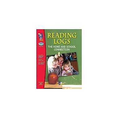 On The Mark Press Reading Logs Gr. K-1 Reading & Writing Workbook, Kindergarten - Grade 1 [Enhanced eBook]