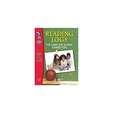 On The Mark Press Reading Logs Gr. 2-3 Reading & Writing Workbook, Grade 2 - Grade 3 [Enhanced eBook]
