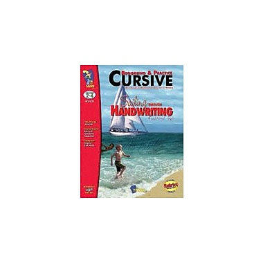 On The Mark Press Beginning and Practice Cursive, Traditional Style Reading & Writing Workbook, Grade 2 - Grade 4 [eBook]