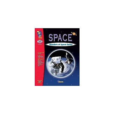On The Mark Press Space Science Workbook, Grade 2 - Grade 3 [eBook]