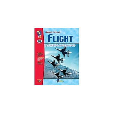 On The Mark Press Characteristics of Flight Physical Education Workbook, Grade 4 - Grade 6 [eBook]
