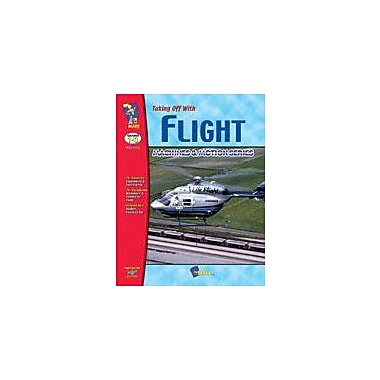 On The Mark Press Taking Off With Flight Physical Education Workbook, Grade 1 - Grade 3 [eBook]