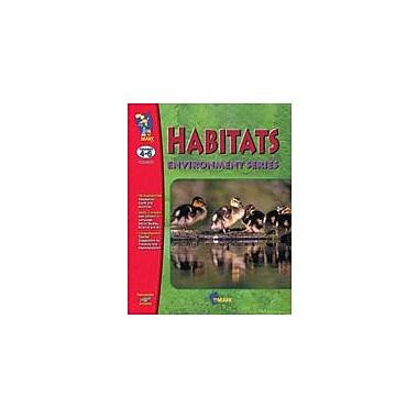 On The Mark Press Habitats Gr. 4-6 Science Workbook, Grade 4 - Grade 6 [eBook]