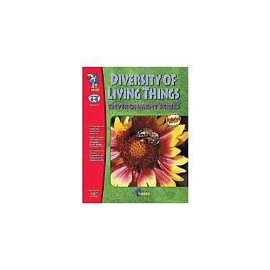 On The Mark Press Diversity of Living Things Science Workbook, Grade 4 - Grade 6 [eBook]
