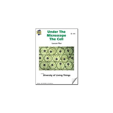 On The Mark Press The Cell Lesson Plan Science Workbook, Grade 4 - Grade 6 [eBook]