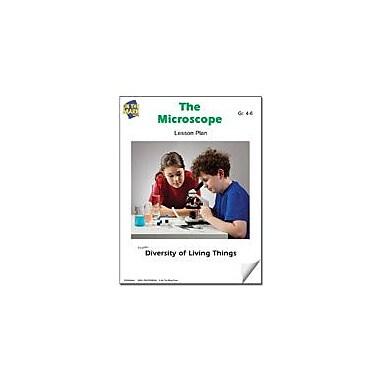 On The Mark Press The Microscope Lesson Plan Science Workbook, Grade 4 - Grade 6 [eBook]