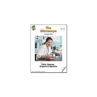 On The Mark Press The Microscope Lesson Plan Science Workbook, Grade 7 - Grade 8 [eBook]