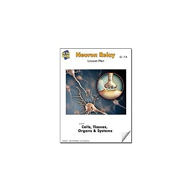 On The Mark Press Neuron Relay Lesson Plan Science Workbook, Grade 7 - Grade 8 [eBook]