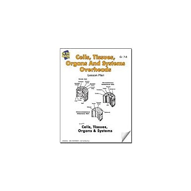 On The Mark Press Cells, Tissues, Organs & Systems Overheads Lesson Plan Science Workbook, Grade 7 - Grade 8 [eBook]