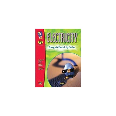 On The Mark Press Electricity Gr. 4-6 Science Workbook, Grade 4 - Grade 6 [eBook]