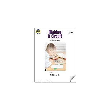 On The Mark Press Making A Circuit Lesson Plan Science Workbook, Grade 4 - Grade 6 [eBook]